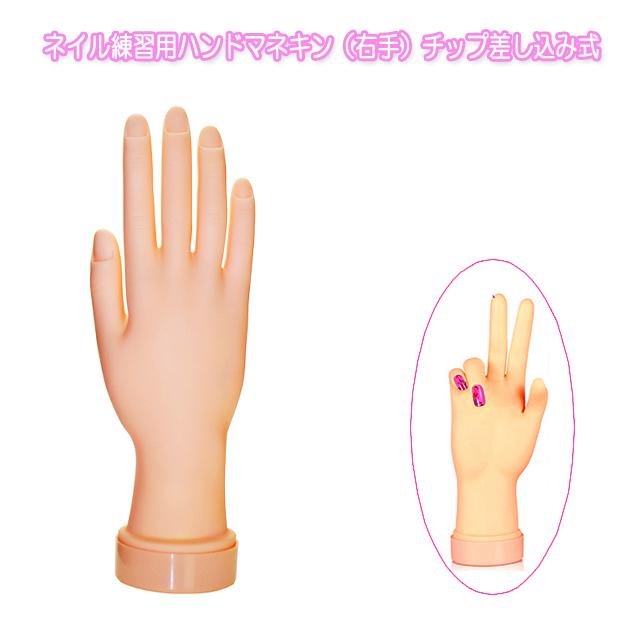 hananail | Rakuten Global Market: Nail training hand mannequin ...