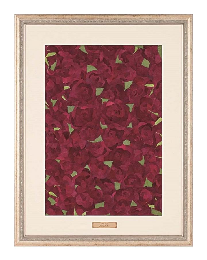 お花を敷き詰める特別デザイン 108本のバラも入ります #10032;NEW#10032;フラワーカーペット セール特価品 特別仕様商品 LLサイズ額 エレガントゴールドフレーム押し花加工 ブーケ加工 ブーケ保存 プロポーズ 押し花 卸売り 108本のバラ ブライダルブーケ ウエディングブーケ ブーケを残す 花束を残す アフターブーケ