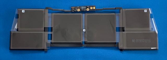 純正新品 Apple MacBook 新作続 贈呈 Pro 2018年モデル 国内発送 15インチ A1990用バッテリー A1953