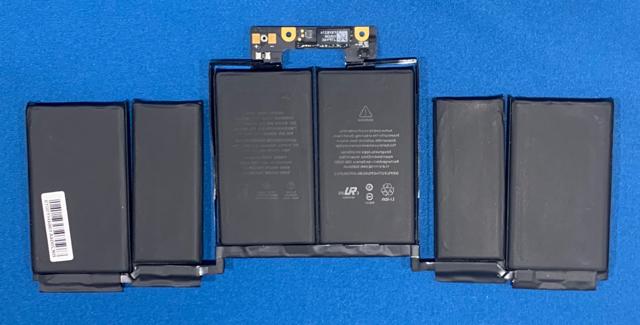 純正新品 Apple MacBook Pro 2018年モデル 13インチ A1989用バッテリー(A1964)国内発送