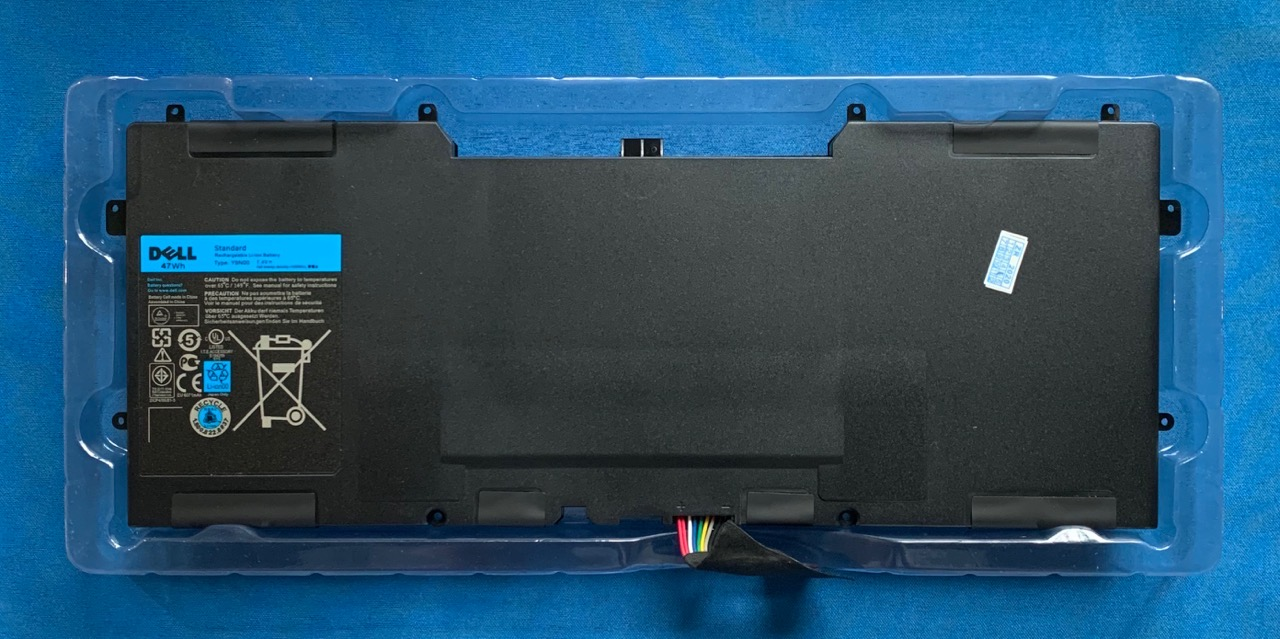 数量限定アウトレット最安価格 純正 新品 DELL XPS13 L321X 高い素材 国内発送 バッテリー 等用 Y9N00