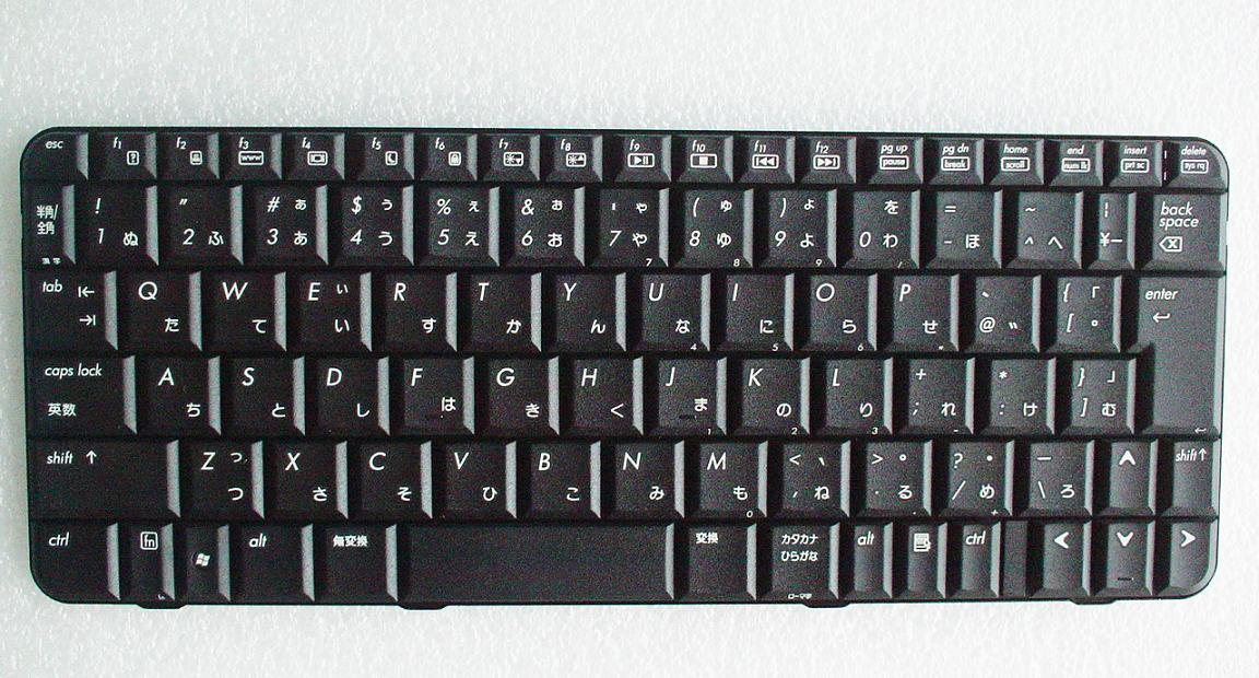 新品HP ノートPC用キーボードV062326AJ1(黒)6037B0023412