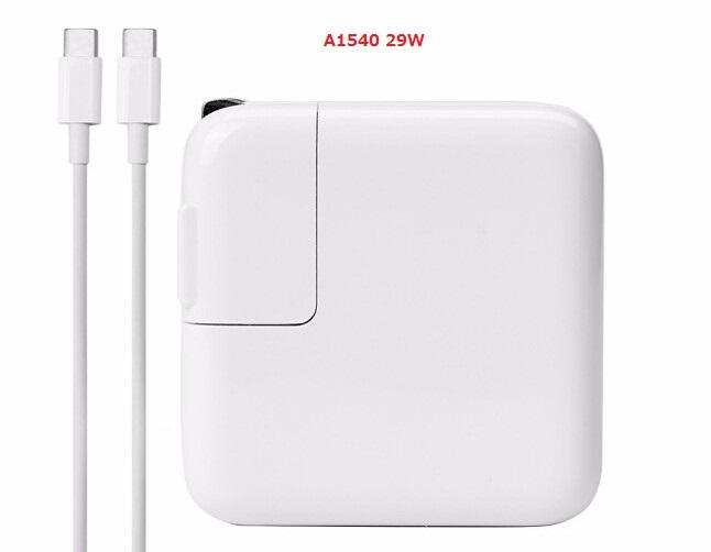 ACアダプタ:Apple製 誕生日プレゼント 内祝い 純正新品 MacBook 12インチ 用 A1540 29W