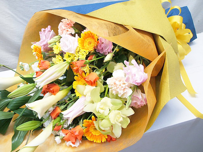 hanashinwa | Rakuten Global Market: A bouquet of Honshu birthday ...