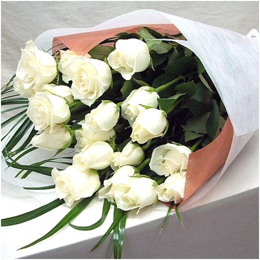 hanashinwa from white rose bouquet over 20 books 1 book please