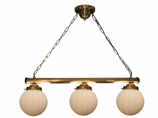 サンヨウFC-750G3 311 アンティークスタイル3灯シャンデリア 本体のみ(シェードは付属しません) ゴールド色