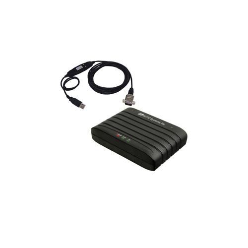 ラトックシステム RS-232C 56K DATA/14.4K FAX MODEM(USB変換ケーブル付) REX-C56EX-U