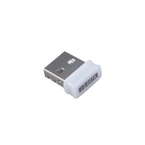 IOデータ WN-G150UMW IEEE802.11n/g/b準拠 150Mbps(規格値)無線LANアダプター(超小型モデル) ホワイト