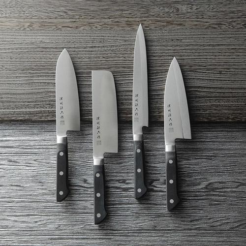 料理包丁5点セット(プロフェッショナル) K91104028