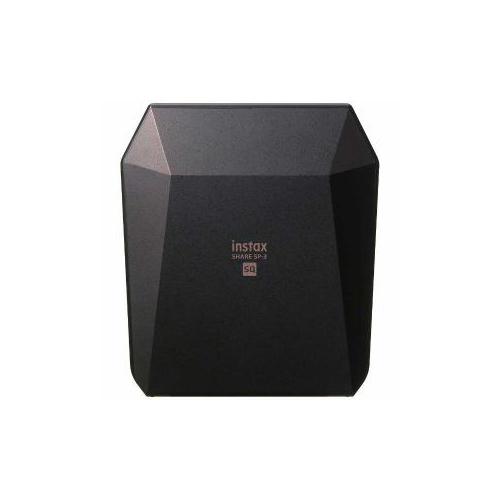 富士フイルム INSTAXSHARE-SP3B スマホdeチェキ instax SHARE SP-3 ブラック