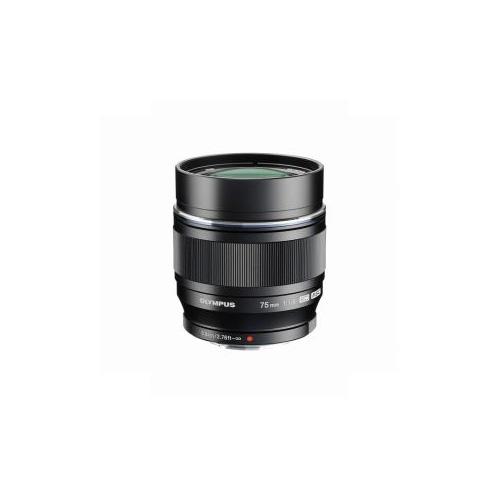 OLYMPUS 交換レンズ ETM75F1.8BLK ETM75F1.8BLK