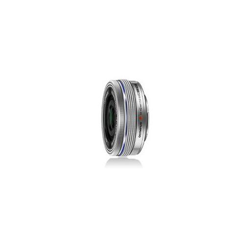 OLYMPUS レンズ M.ZUIKO DIGITAL ED 14-42mm F3.5-5.6 EZ SLV EDM1442EZSLV