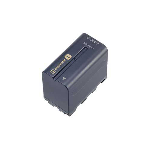ソニー ビデオカメラバッテリー NP-F970