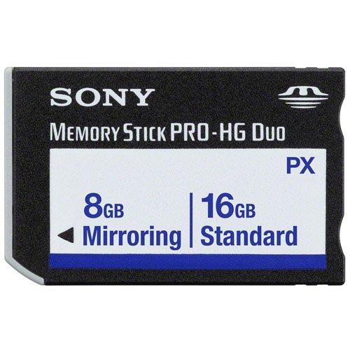 ソニー ミラーリングメモリースティック 16GB MS-PX16