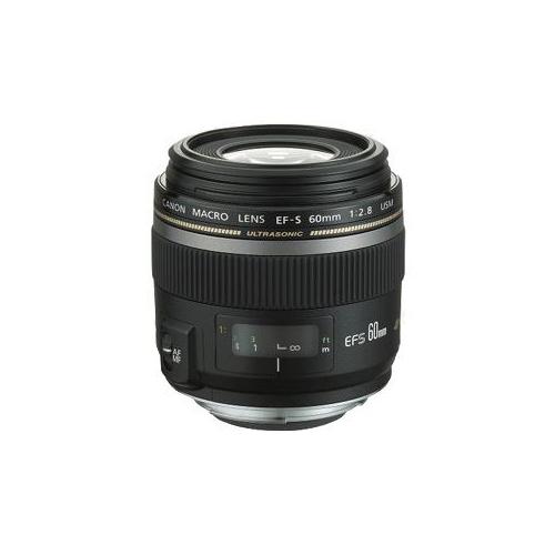 Canon 交換用レンズ EF-S LENS BEF-S6028MU EFS60/2.8MACROUSM