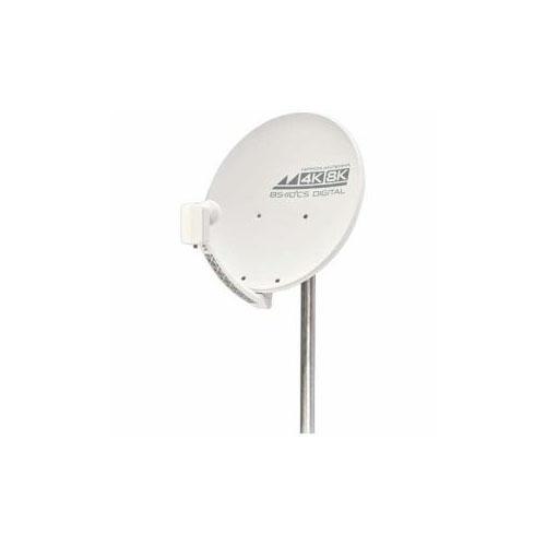 日本アンテナ 45SRL 4K8K放送対応 BS・110°CSアンテナ(口径45cm型)
