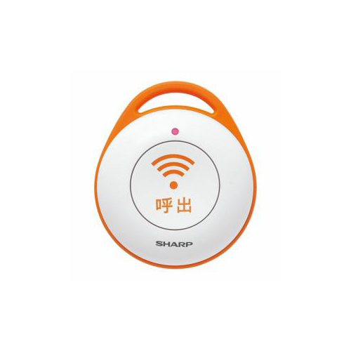 SHARP DZ-EC100 デジタルコードレス電話機 JD-ATシリーズ用 緊急呼出ボタン