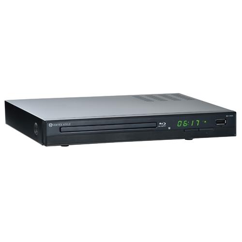 VERTEX ブルーレイディスクプレイヤー BD-V1006