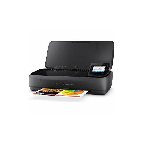 【予約販売6月上旬頃入荷予定】HP(ヒューレットパッカード) A4カラーインクジェットプリンター 「OfficeJet 250 Mobile」 CZ992A-ABJ