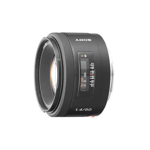 SONY 交換レンズ 50mm F1.4 (ソニーA(α)マウント) SAL50/14