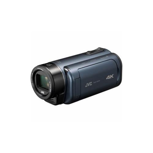 JVCケンウッド 4Kメモリービデオカメラ 「Everio(エブリオ) Rシリーズ」 ディープオーシャンブルー GZ-RY980-A