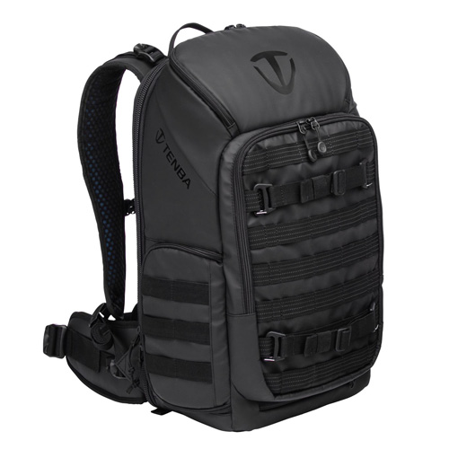 エツミ Axis Tactical 20L Backpack Black V637-701
