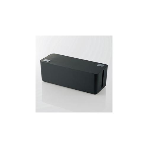 【予約販売6月30日入荷予定】5個セット エレコム ケーブルボックス(6個口) EKC-BOX001BKX5