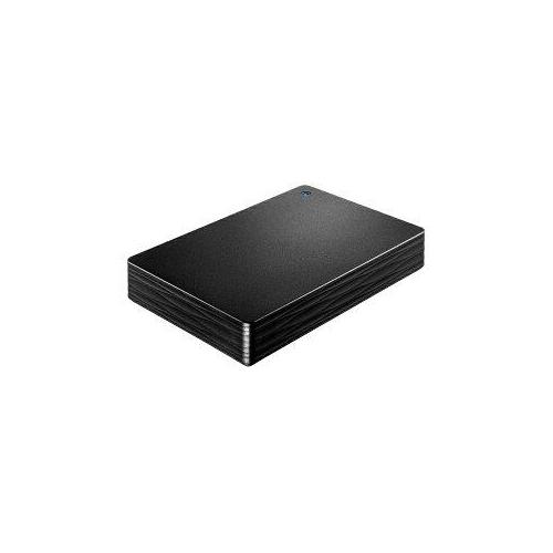 IOデータ 外付けHDD カクうす Lite ブラック ポータブル型 3TB HDPH-UT3DKR