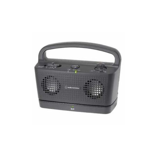 Audio-Technica テレビ用お手元スピーカー ブラック AT-SP767XTVBK