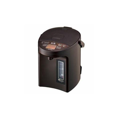 象印 マイコン沸とうVE電気まほうびん 2.2L ブラウン CV-GB22-TA