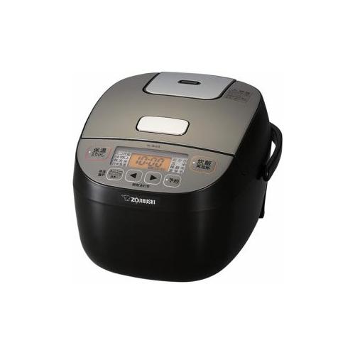 象印 小容量マイコン炊飯ジャー 3合炊き ブラック NL-BU05-BA