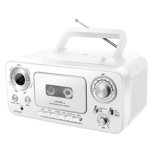 CDラジオカセットレコーダー K90808124