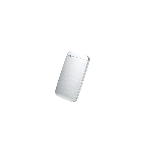 エレコム 外付けSSD ポータブル USB3.2(Gen1)対応 TLC搭載 Type-C&Type-Aケーブル付属 250GB シルバー ESD-EF0250GSV