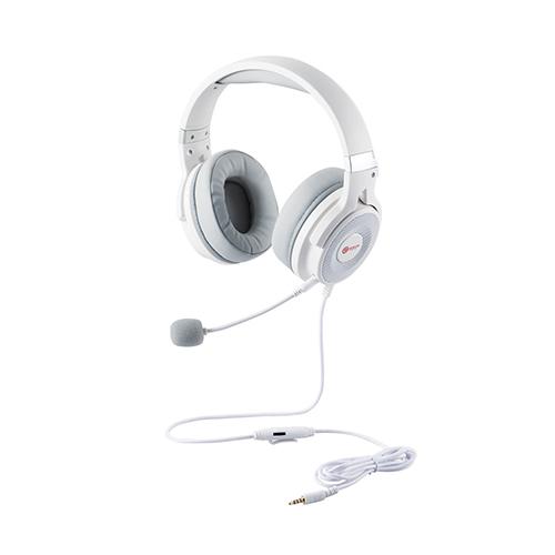 エレコム ゲーミングヘッドセット まとめ買い特価 HS-G60 HS-G60WH ホワイト 激安通販専門店 オーバーヘッド