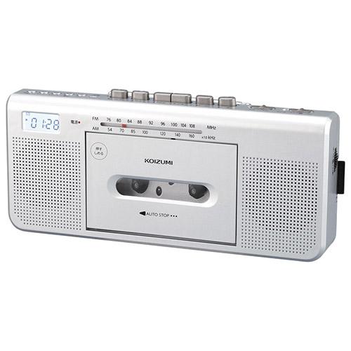 コイズミ ステレオラジカセ K90907517
