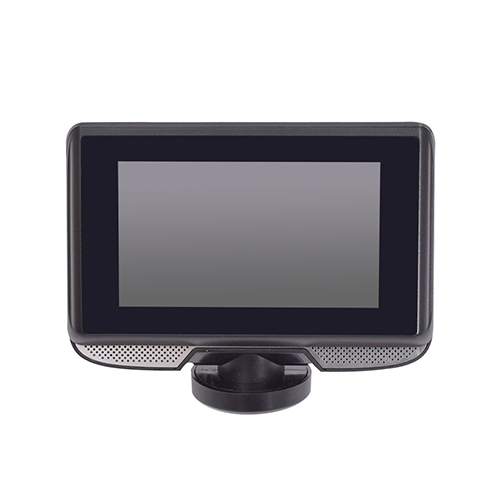 サンコー 3インチ360度ドライブレコーダー&リアカメラ DR360D3R