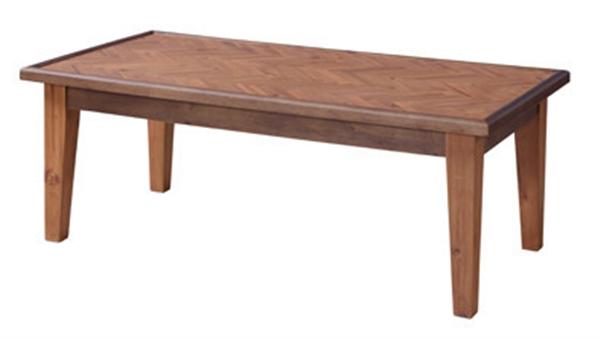 ヘリンボーンセンターテーブル センターテーブル