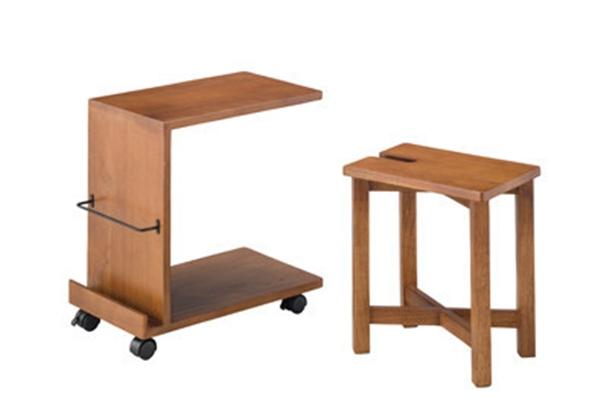 サイドテーブル&スツール