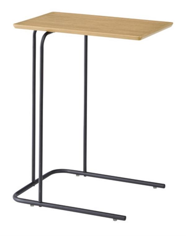 アーロン サイドテーブル【2個セット】 ナチュラル