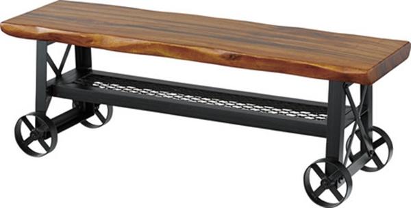 高品質 2020 新作 ルオータ ベンチ ローテーブルとしてもご利用いただけます