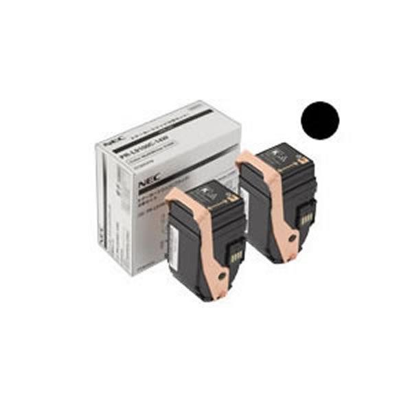(業務用3セット) 【純正品】 NEC エヌイーシー トナーカートリッジ 【PR-L9100C-14W BK ブラック】 2本入