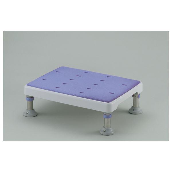 やわらか浴槽台GR 2段階高さ調節付き(1) 【ロータイプ】 脱着式天板/天板シート (入浴用品/介護用品)