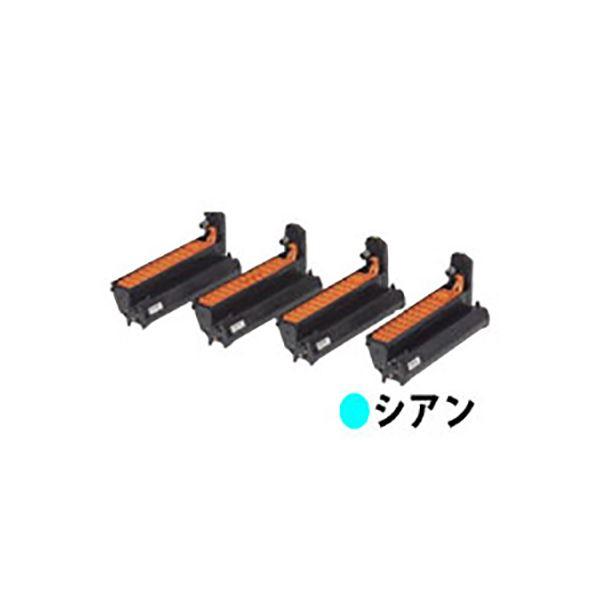 (業務用3セット) 【純正品】 FUJITSU 富士通 インクカートリッジ/トナーカートリッジ 【0809480 CL113 シアン】 ドラムカートリッジ