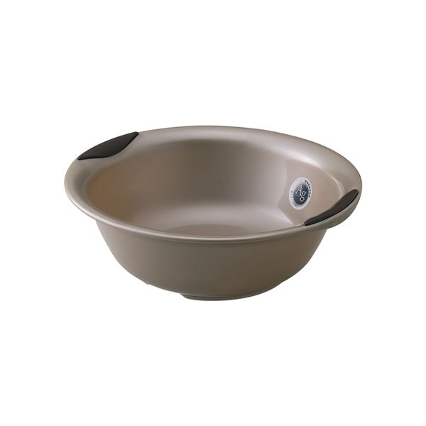 【40セット】 風呂桶/湯桶 【ブロンズ】 材質:PP すべり止め付き 『AGラスレウ゛ィーヌ』【代引不可】