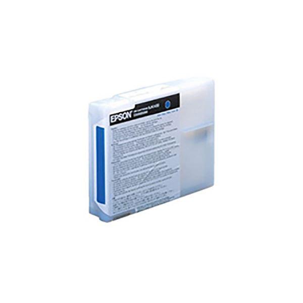 (業務用5セット) 【純正品】 EPSON エプソン インクカートリッジ 【TM-J2100 SJIC4B】