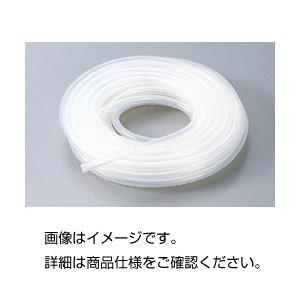 (まとめ)シリコンチューブ ST5-8(10m)【×3セット】