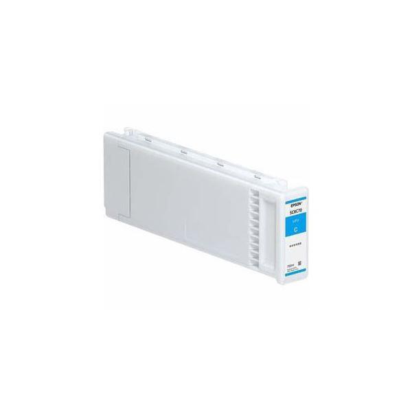 EPSON 純正インクカートリッジ(シアン) SC8C70