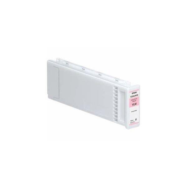EPSON 純正インクカートリッジ(ビビッドライトマゼンタ) SC8VLM70