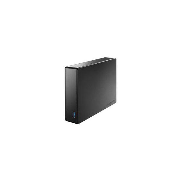 IOデータ USB 3.0/2.0対応外付けハードディスク(電源内蔵モデル) 2.0TB HDJA-UT2.0