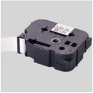 (業務用30セット) マックス 文字テープ LM-L518BMK 艶消銀に黒文字18mm